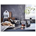IKEA METALLISK Чайник, нержавеющая сталь  (403.602.22), фото 6