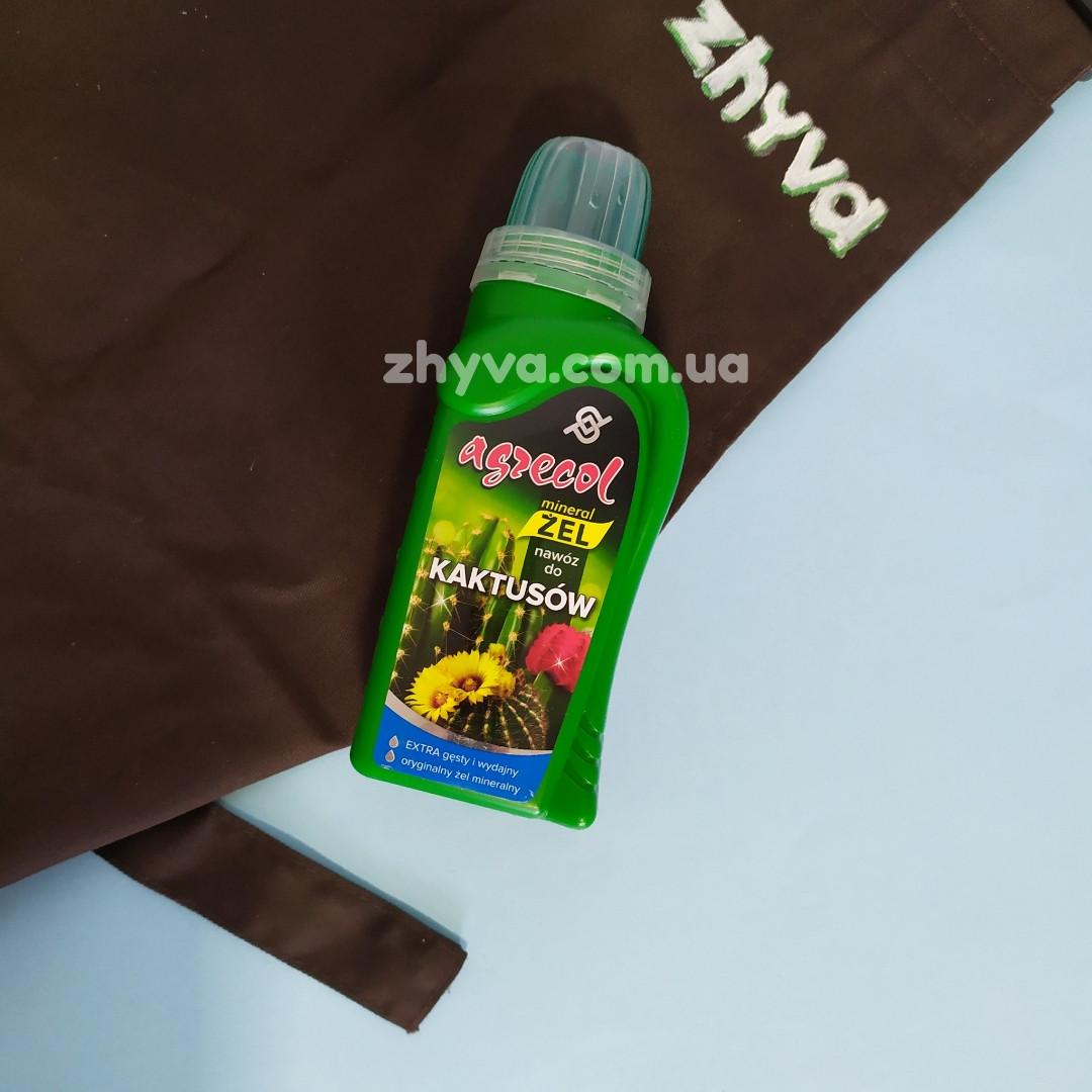 Agrecol Добриво-гель для кактусів 250мл/ Агрекол Удобрение-гель для кактусов 250 мл