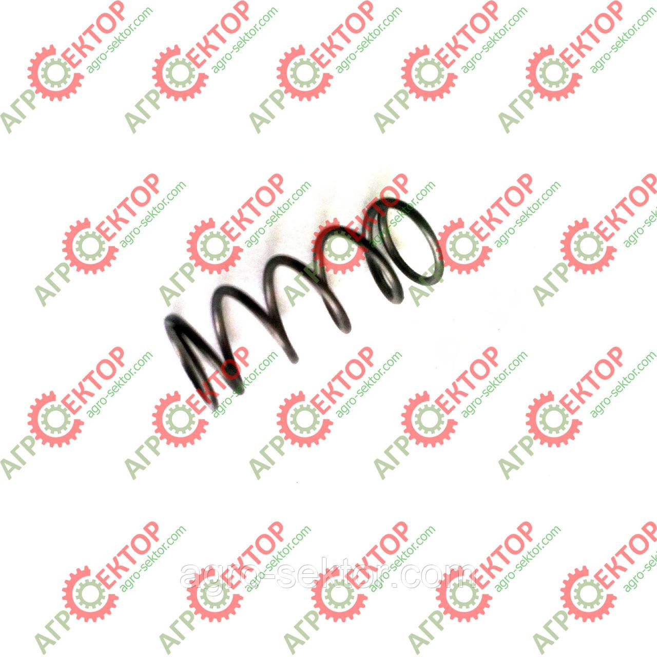 Пружина пальчика храповика муфти 1.2x11x30-5 на прес-підбирач Sipma Z-224 089-000975-3.913, 0829-401-481