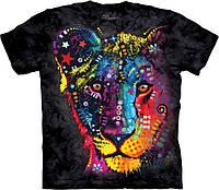 3D футболка The Mountain -  Russo Lion