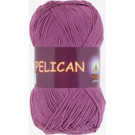 Пряжа Pelican Vita Cotton, код 4006