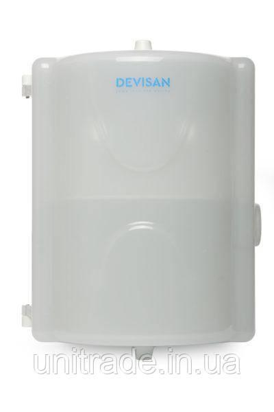 Диспенсер для 2-х рулонов туалетной бумаги с центральной вытяжкой