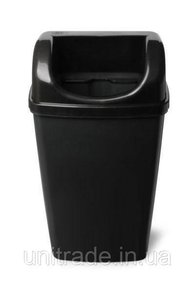 Корзина навесная для мусора 6л.