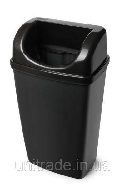 Корзина навесная для мусора 50л.