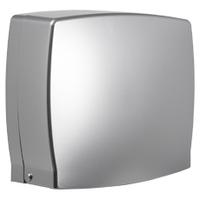 Диспенсер для листовых z-полотенец (серый)