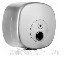 Диспенсер для туалетной бумаги с центральной вытяжкой  (серый)