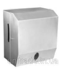 Автоматический  металлический диспенсер для рулонных  полотенец