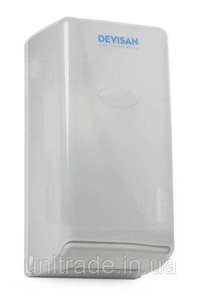 Диспенсер для листовой туалетной бумаги