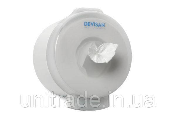 Диспенсер мини для туалетной бумаги с центральной вытяжкой
