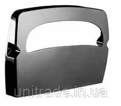 Диспенсер для покрытий на унитаз (черный)