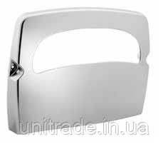 Диспенсер для покрытий на унитаз (серый)