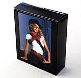 Жіночий шкіряний ремінь Remer для джинс, фото 6