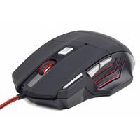 Мышь Gembird MUSG-02 Black USB