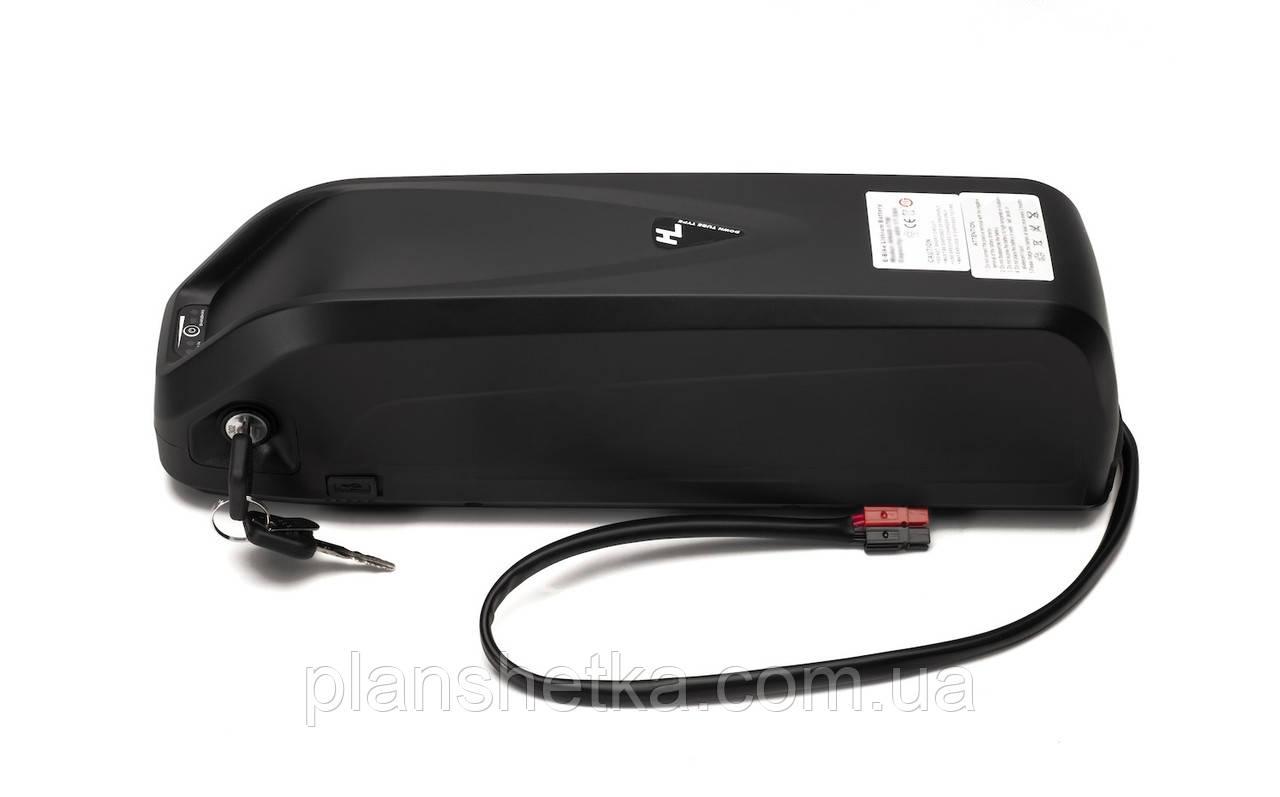 Аккумулятор для велосипеда Li-ion 36V 13,5 AH 18650 + зарядка