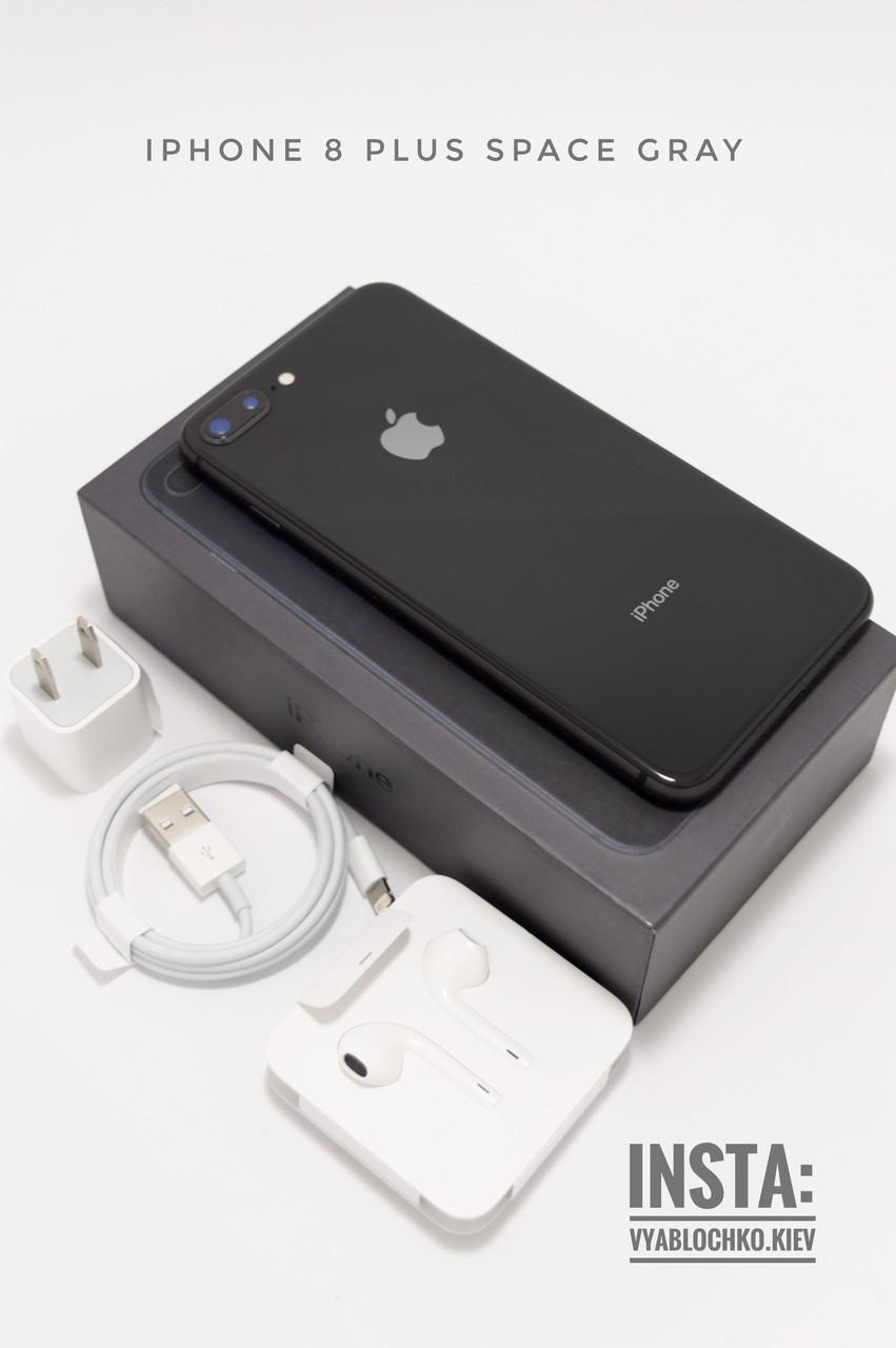 Apple iPhone 8 Plus 64Gb Space Gray (Б/у)
