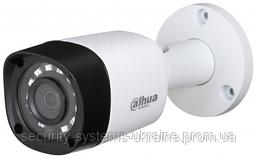 DH-HAC-HFW1000RP-S3 (2.8 мм) видеокамера 1МП