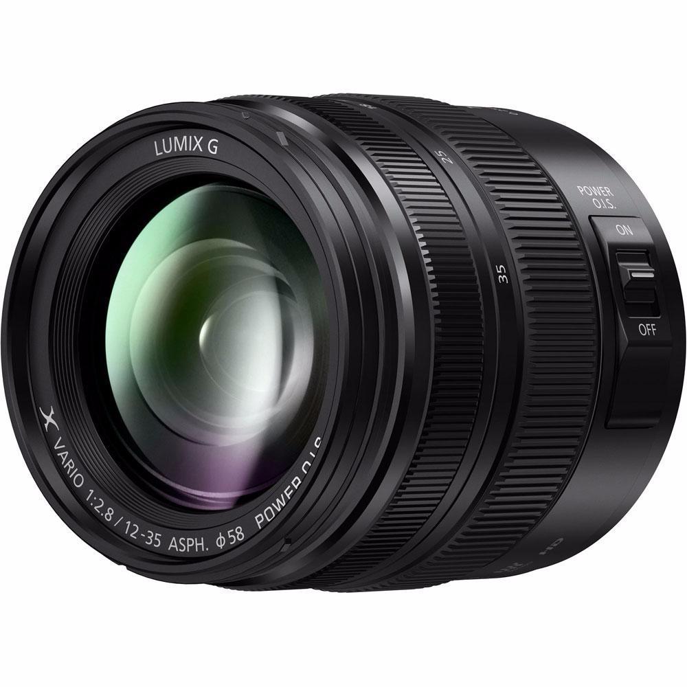 Об'єктив Panasonic Lumix G X Vario 12-35mm f2.8 II ASPH. POWER O. I. S.