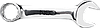 Ключ комбинированный, 16 x 123 мм укороченный 09-768 Neo