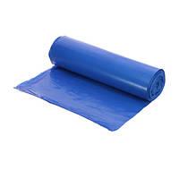 Пакеты для мусора  35л (синие)