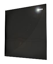 Камин 475 Вт. Инфракрасный керамический электрический обогреватель Черный 600х600