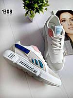 Женские кроссовки разноцветные, фото 1