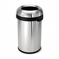 Корзина открытая для мусора 60л