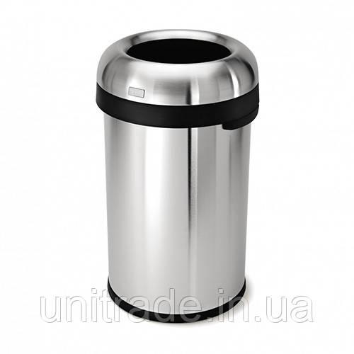 Корзина открытая для мусора 115л