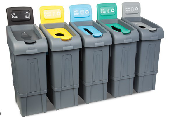 Система для сортировки мусора