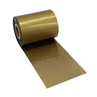 Риббон resin 50х300 золотой