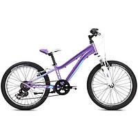 """Подростковый велосипед Fuji Dynamite 20"""" фиолетовый (GT)"""