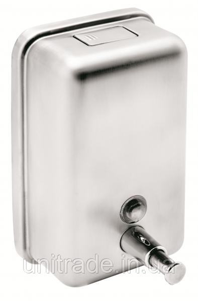 Дозатор жидкого мыла из нержавеющей  стали  (500МЛ)