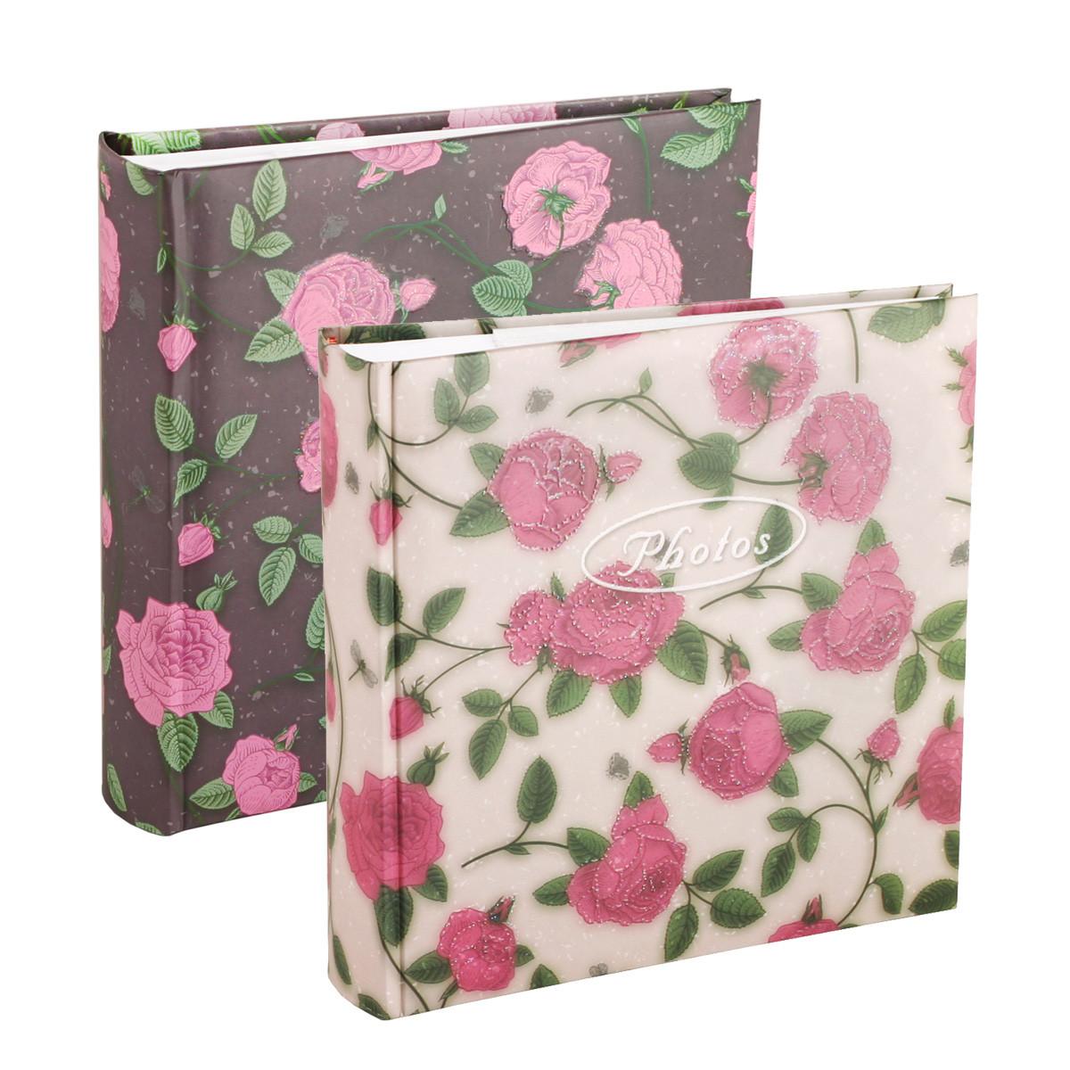 Фотоальбом 10*15/200 Tea-rose in Box
