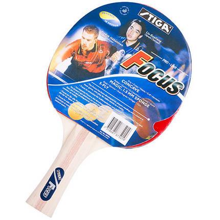 Тенісна ракетка Stiga Focus A1-2, фото 2