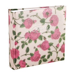 Альбом 10x15 на 200 фото Tea-rose in Box (белый)