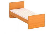 Кровать односпальная КР-6А (мебель для гостиниц)