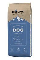 Chicopee PNL Puppy Lamb and Rice (Чикопай Паппи Лэмб енд Райс) - корм для щенков всех пород 20 кг