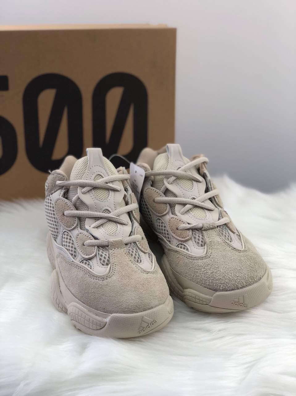d14857ec Мужские кроссовки Adidas YEEZY 500