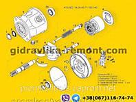 Ремонт Аксиально-Плунжерного Гидронасоса Bosch Rexroth A10V