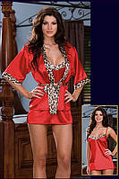 Халат (пеньюар) и ночная сорочка