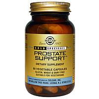 Solgar, Gold Specifics, Поддержка простаты запатентованная формула предстательной железы 60 капсул