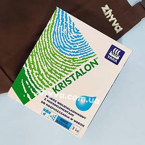 Добриво водорозчинне Yara Tera KRISTALON 19-6-20 BLUE LABEL (Норвегія) 3кг