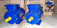 Электродвигатели общепромышленные АИР56А2У2 0,18 кВт 3000 об/мин ІМ 1081  , фото 1