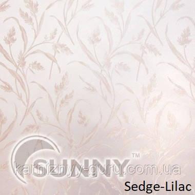 Рулонные шторы для окон в открытой системе Sunny, ткань Sedge