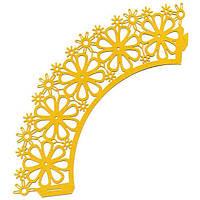 Накладка декоративная ажурная для маффинов ЕМ 0365 Empire