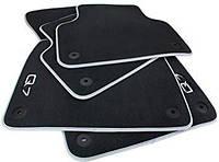 Комплект оригинальных текстильных ковриков Audi Q7 4M 4 штуки 4m1061270, фото 1