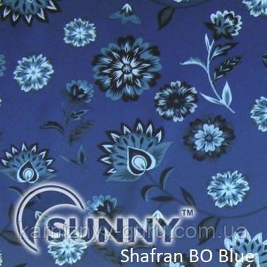 Рулонные шторы для окон в открытой системе Sunny, ткань Shafran BO