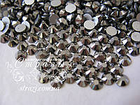 Стразы ss20 Jet Hematite, 1440шт, (4,6-4,8мм), фото 1
