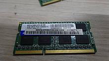 Пам'ять Sodimm 4GB ADATA DDR3 PC3-12800S для ноутбука