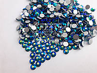 Стразы ss20 Blue Zircon AB, 1440шт. (4,6-4,8мм), фото 1