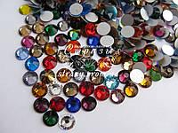 "Стразы ss30 Mixed Colors, 280шт. (6,4-6,6мм) ""Crystal Premium"", фото 1"